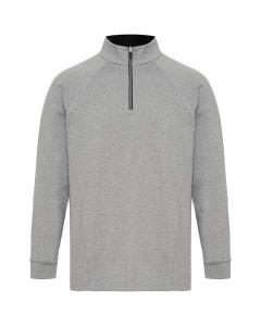 Sporte Leisure Mens Marle Pullover - Grey