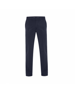 Sporte Leisure Mens Plain Pant with Adjustable Waist - French Navy