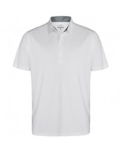 Sporte Leisure Mens Duke Polo - White/Titanium