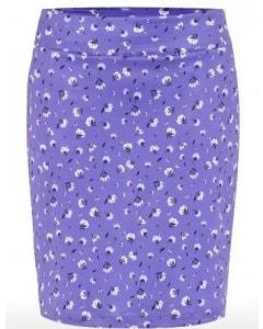 Sporte Leisure Womens Printed Skort - Royal Purple