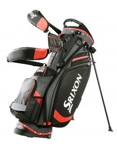 Srixon Performance Stand Bag - Black/Red
