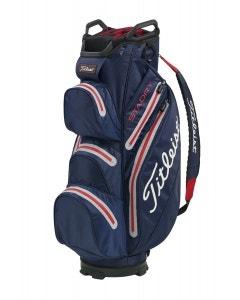 Titleist StaDry Cart Bag - Navy