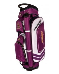 NRL Deluxe Cart Bag - Storm