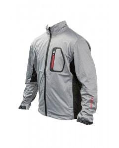 Supersport Mens Rainstorm Jacket - Grey - Size XXL