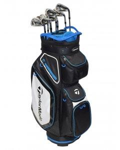 TaylorMade M2 4-SW Set and 8.0 Cart Bag