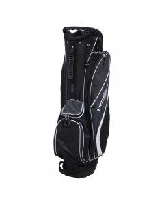Trident Galaxy II Cart Bag - Black/Silver