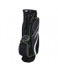 Trident Galaxy II Cart Bag - Black/Green