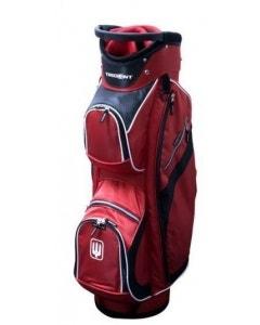 Trident TDX 500 Cart Bag - Red