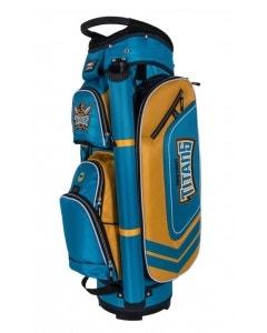 NRL Deluxe Cart Bag - Titans