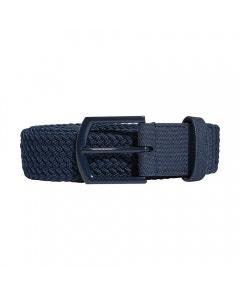 Adidas Unisex Braided Stretch Belt - Crew Navy