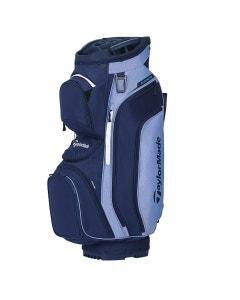 TaylorMade 2020 Supreme Cart Bag - Blue/Navy