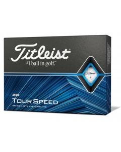 Titleist 2020 Tour Speed Golf Balls - White