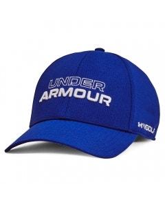 Under Armour Mens Jordan Spieth Tour Cap - Royal