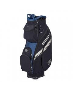Wilson Staff EXO II Cart Bag - Blue