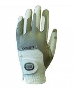 Zoom Weather Womens Glove - White/Sand