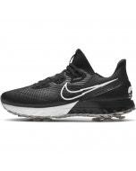 Nike Air Zoom Infinity Tour Golf Shoes - Black/White