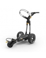 PowaKaddy CT6 with 18 Hole Lithium Battery with EBS - Gun Metal