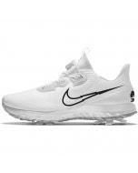 Nike Air Zoom Infinity Tour BOA Golf Shoes - White/Black