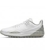 Nike Jordan ADG 3 Golf Shoes - White/Grey/Black