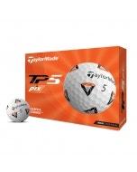 TaylorMade 2021 TP5 Pix 2.0 Golf Balls - 12pk