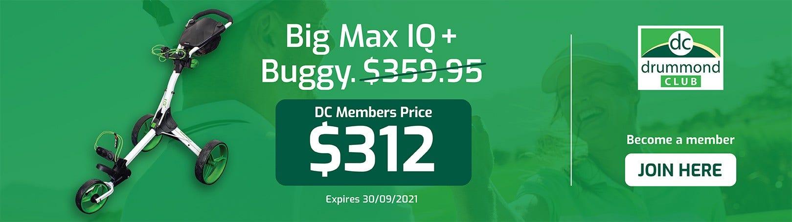 Big Max IQ+ Buggy